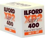 Ilford XP2 Super 400 iso  36 exposure Black & White Camera Film